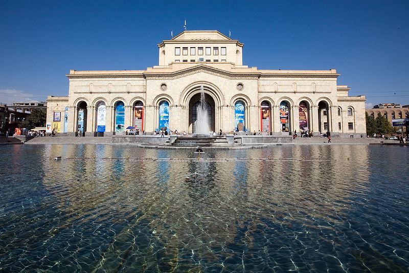 Հայաստանի ազգային պատկերասրահ (© Եվգենի Գենկին)